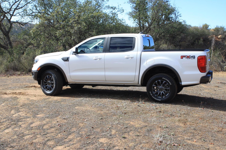 Ford Ranger 2019 – Format pour plaire